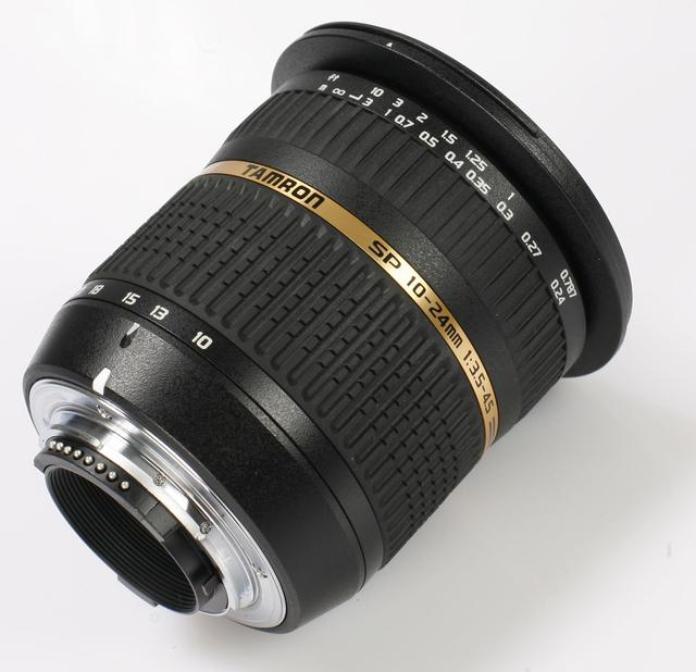 Tamron 17–50 mm f/2,8