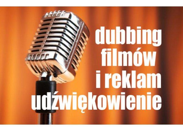 Dubbing - udźwiękowienie jednej minuty filmu