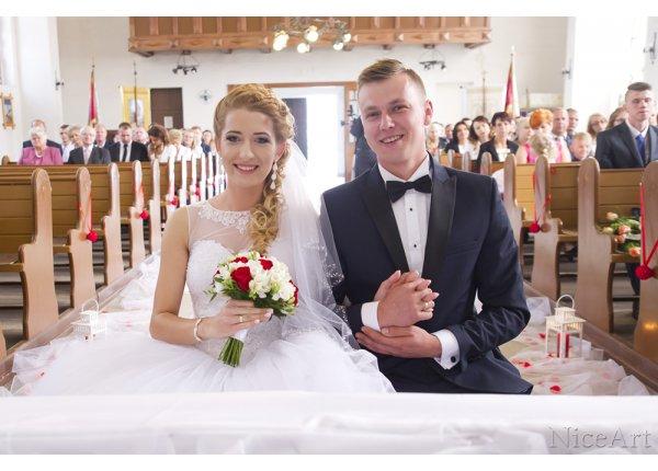 Fotoreportaż ślubny z kościoła lub USC
