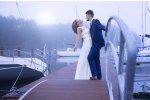 Fotograficzna sesja ślubna w plenerze