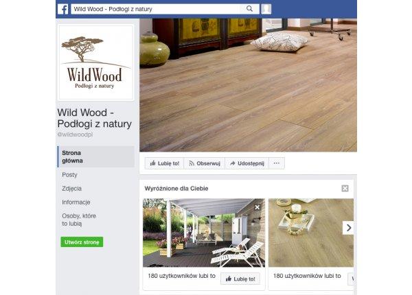 Opieka i prowadzenie serwisu społecznościowego Facebook lub Instagram