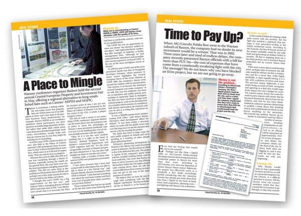 Skład i łamanie prostych stron magazynowych
