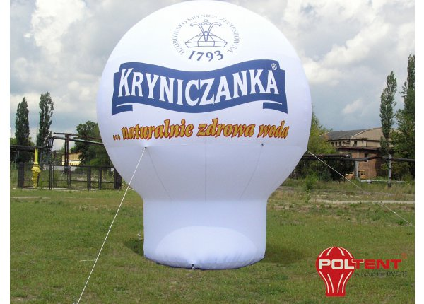 Balony reklamowe do wynajęcia - Warszawa