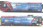 Reklama na autobusach - Zawiercie i okolice