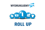 Rollup exclusive - wys.200 cm