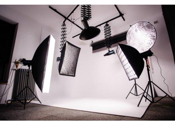Wynajem studia fotograficznego - Lublin