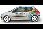 Reklama na pojazdach - zaprojektujemy i wykonamy