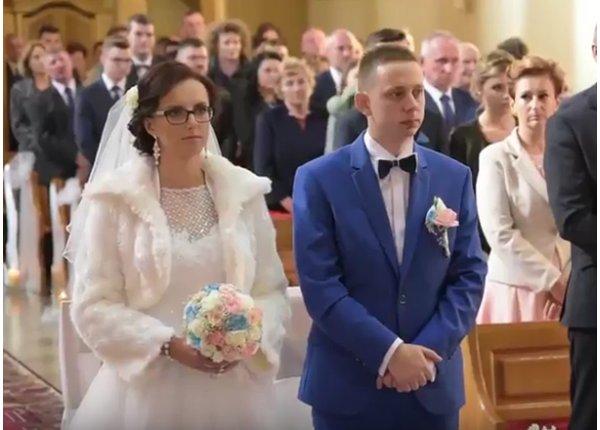 Profesjonalny wideo-reportaż ze ślubu i wesela